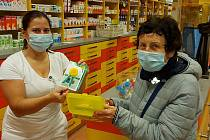 Zaměstnanci Nemocnice Třinec podpořili Český den proti rakovině