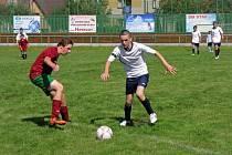 Turnaj v Kozlovicích vyhráli žáci z Palkovic.