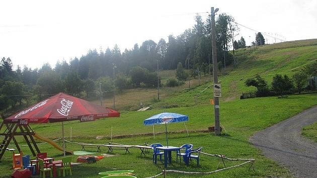 Kempaland v Bukovci. Ilustrační snímek.