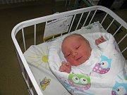 Václav Szkandera se narodil 15. listopadu paní Zdeňce Szkanderové z Třince. Po narození chlapeček vážil 3730 g a měřil 50 cm.