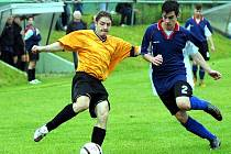 Fotbalisté Kozlovic si v domácím duelu s novojičínským béčkem s chutí zastříleli. Soupeři nasázeli nakonec šest branek.