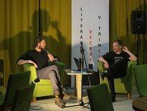 V sobotu 9. prosince proběhlo v Třinci poslední čtení z projektu Literární večery v Třinci.