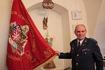 Milan Janošek – zasloužilý velitel sboru.