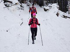 Nejvyšší vrchol Beskyd Lysou horu pokořila Pavla Hrabcová celkem osmkrát, což jí stačilo na devátou příčku mezi ženami.