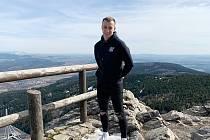 Fotbalista Jan Šohaj vyměnil Beskydy za Ještědský hřbet.