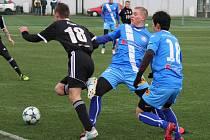 Valcíři si v přípravném utkání poradili s třetiligovým Valašským Meziříčím 6:0.