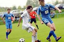 Snímky z utkání Real Lískovec - 1. FC Přerov 4:0 (0:0).