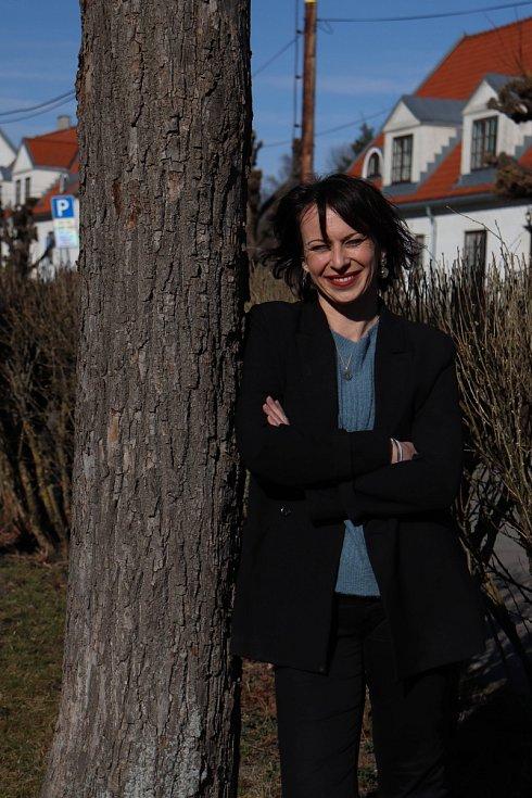 Autorka Lucie Addicks.