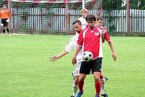 Fotbalisté Třince přešli přes Brumov do 3. kola poháru.