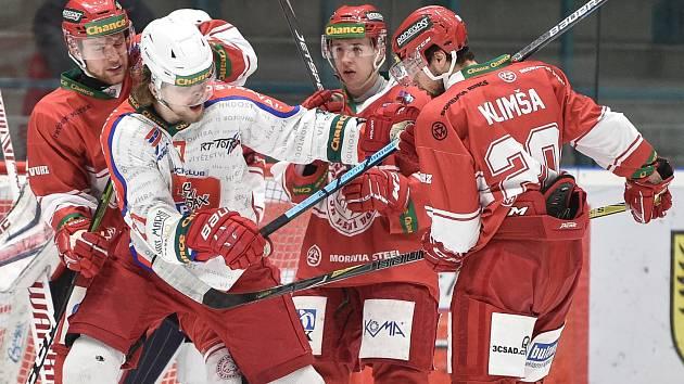 Hokejisté Frýdku-Místku ladí kádr na příští sezonu.