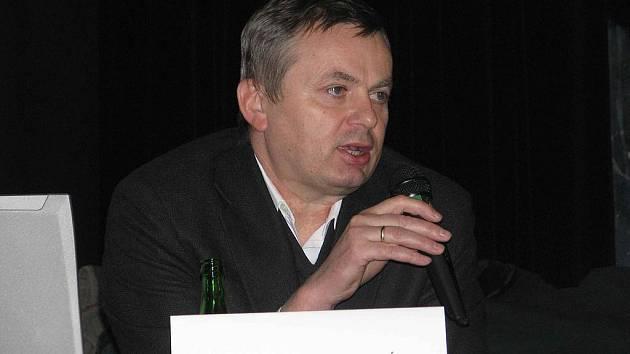 S novým projektem společnosti Biocel Paskov všechny přítomné obeznámil Vojtěch Podmolík, člen představenstva.
