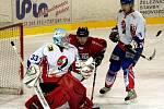 Druholigoví hokejisté Frýdku-Místku sehráli poslední přípravné střetnutí před nadcházející sezonou v Novém Jičíně.
