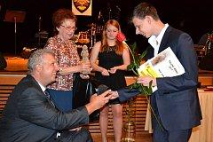 Nadaní žáci a studenti z Třinecka převzali ocenění.