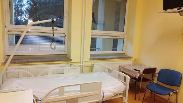 Nemocnice Třinec vytvořila dočasné infekční oddělení.
