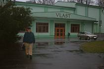 Nová scéna Vlast.