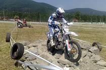 Rostislav Svoboda - 4. místo OPEN do 250ccm.