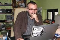 Zakladatel Sweetsen fest Petr Korč.