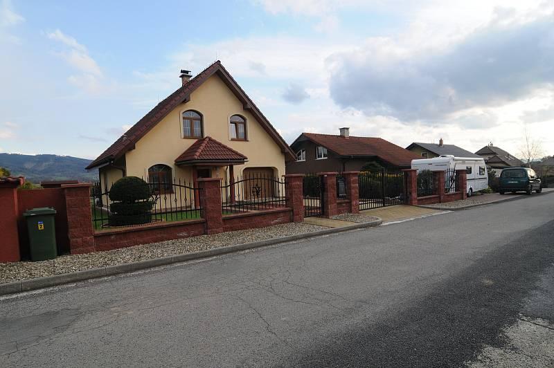 Obec Dolní Tošanovice.