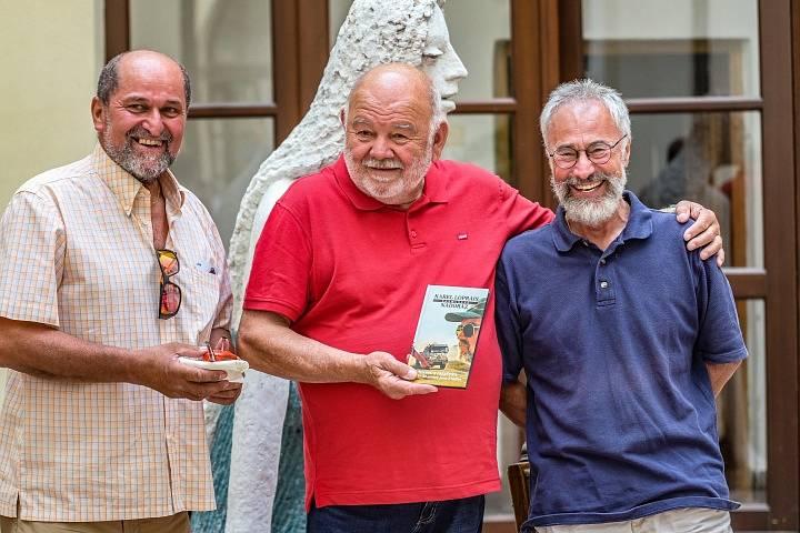 Křest knihy a výstava ve frýdeckém zámku