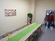 Budova bývalé školy v Jablunkově se proměnila v místo, ve kterém najdou útočiště starší a nemocní lidé.