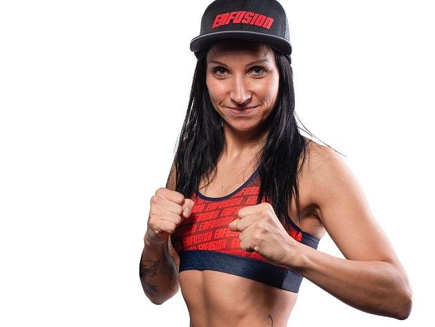 Karolína Klusová miluje thajský box.