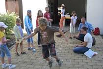 Na příměstských táborech si děti mohou užít spoustu zábavy a legrace, stejně jako zažily tyto děti na jednom z frýdecko-místeckých příměstských táborů v uplynulých letech.