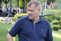 Trenér Mikuláš Radványi.