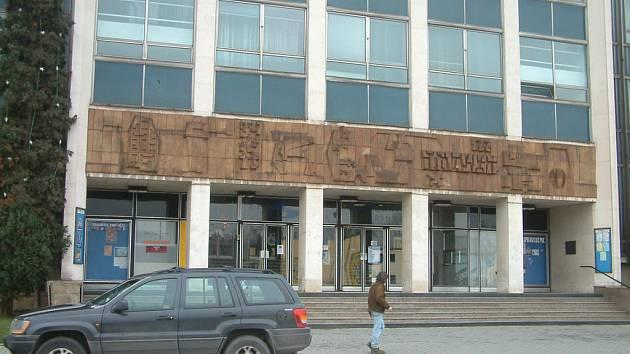 Kulturní dům Trisia. Ilustrační foto.