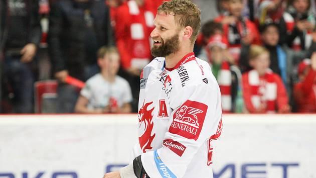 Martin Růžička nově vstupuje do klubu hokejových střelců.