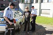 Podezřelí ze zapálení historického kostela v Gutech u Třince.