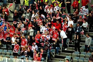 Fanoušci se mohou těšit na utkání hokejových legend.