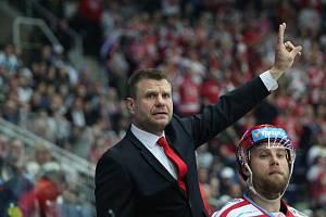 Václav Varaďa a jeho Oceláři jsou do play-off.