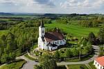 Kostel sv. Ignáce z Loyoly v Malenovicích