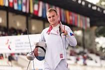 Marek Grycz je náš úspěšný reprezentant v moderním pětiboji.