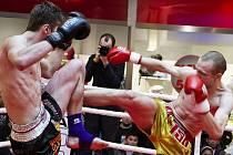 Frýdlantský oddíl Como 3 gym pořádá v neděli 5. května amatérské zápasy v thaiboxu. Ilustrační foto.