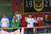 Třinečtí fotbalisté budou spoléhat na hlasitou podporu svých fanoušků.