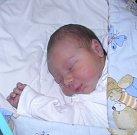 Evelína Szmeková se narodila 16. října paní Kateřině Szmekové z Třince. Po narození miminko vážilo 3860 g a měřilo 50 cm.