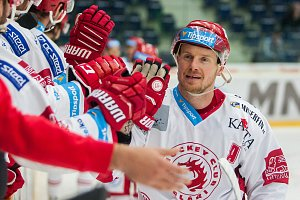 Hokejová extraliga 45. kolo: Liberec - Třinec
