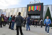 Obchodní centrum Frýda ve Frýdku-Místku.