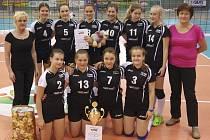 Sokol Frýdek-Místek. Vítěz turnaje v Polsku.