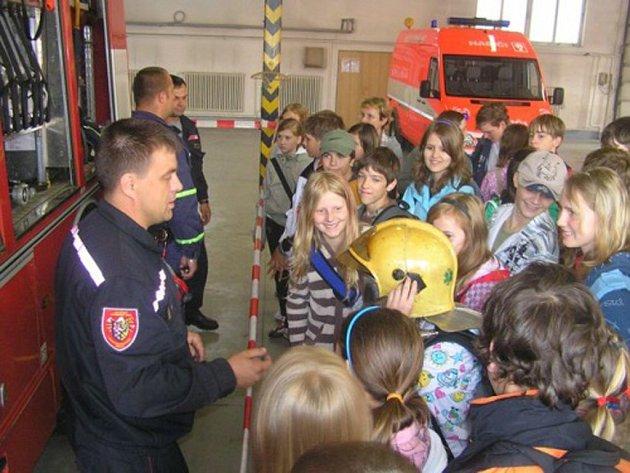 Oslava 40. výročí vzniku hasičského záchraného sboru Frýdek-Místek.