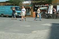 Antonínovo náměstí.