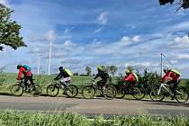 Čtyři mladí cyklisté z Dětského domova Čeladná zvládli trasu dlouhou téměř šest set kilometrů za pět dní.