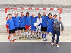 Vítězem pátého ročníku Třinecké futsalové ligy se stali hráči Realu Kambys.