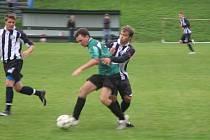 Fotbalisté Starého Města zvítězili v domácím prostředí nad týmem Horní Suché.