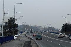 Smog potrápil také Frýdek-Místek.