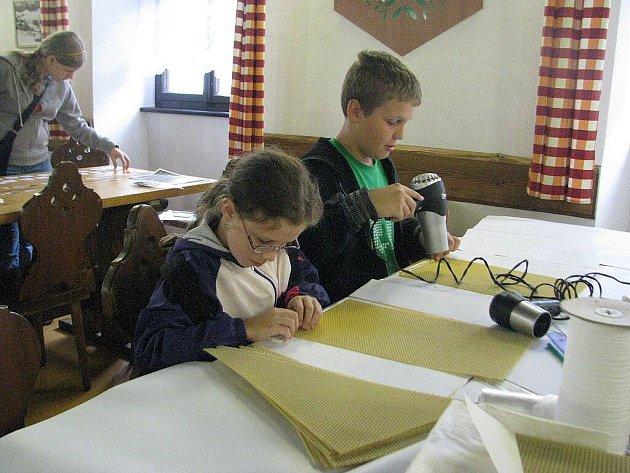 Prázdniny ve městě pokračovaly ve středu akcí, kterou připravili chlebovičtí včelaři.