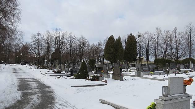 Centrální hřbitov ve Frýdku-Místku.