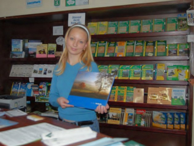 Beskydské informační centrum v Místku. Ilustrační foto.
