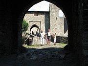 Hukvaldy patřily o víkendu středověku